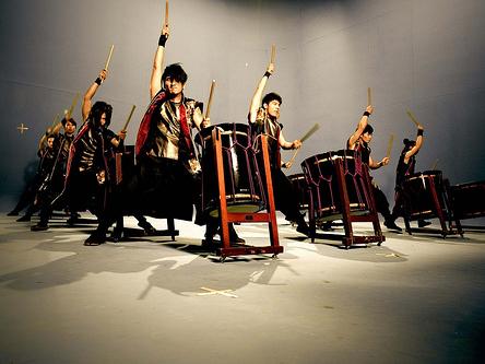 日式鬼太鼓