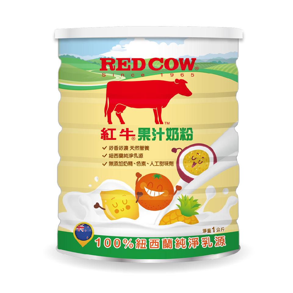 紅牛 果汁奶粉(1k
