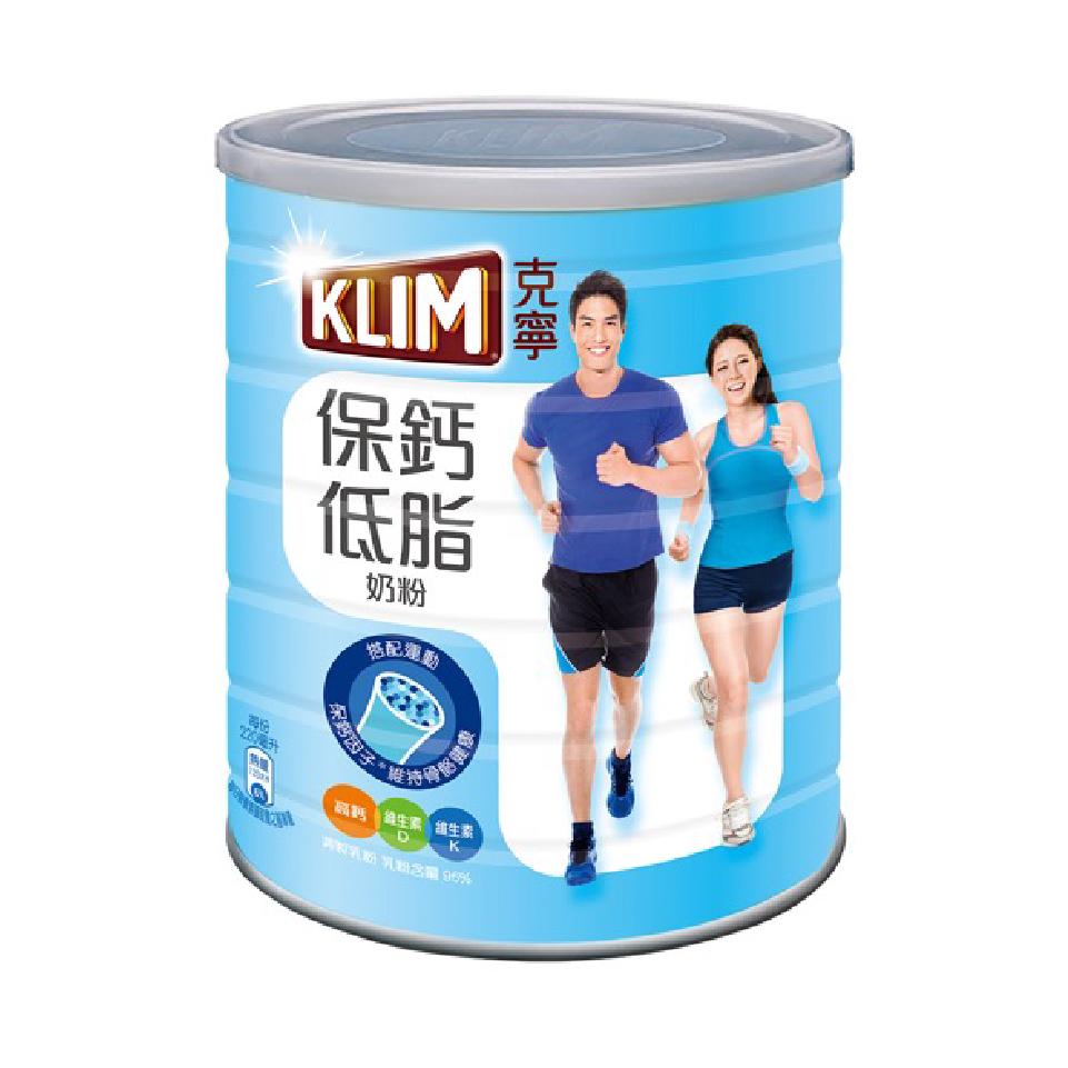 克寧 保鈣低脂奶粉(