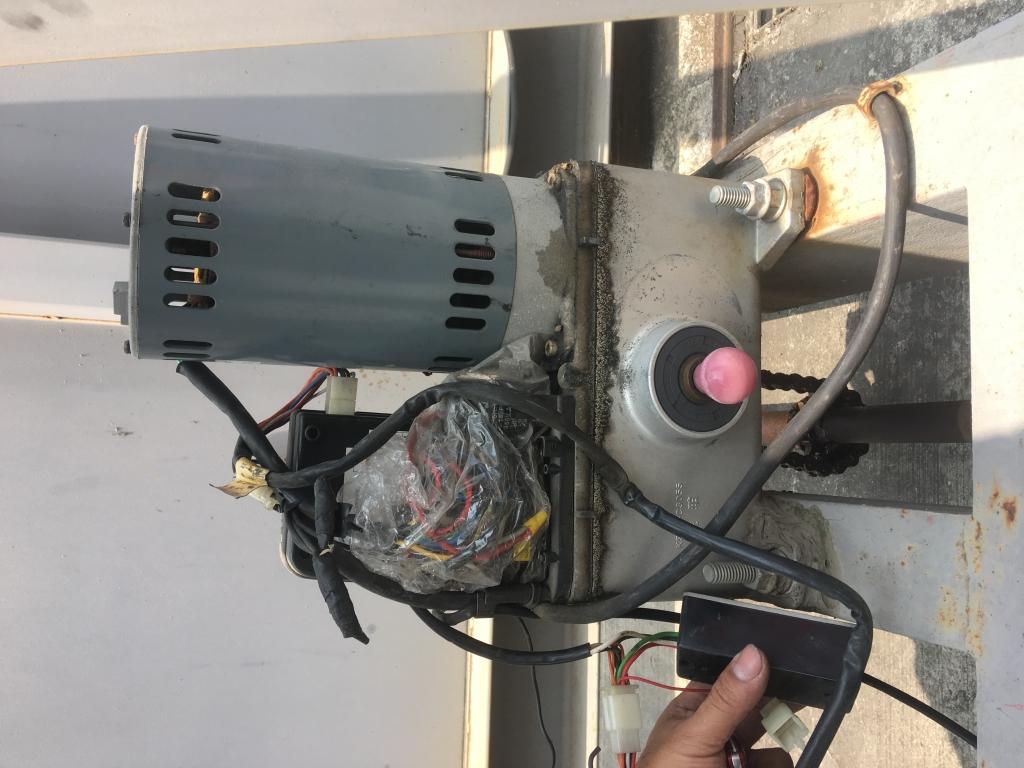 台中鐵捲門馬達安裝維修