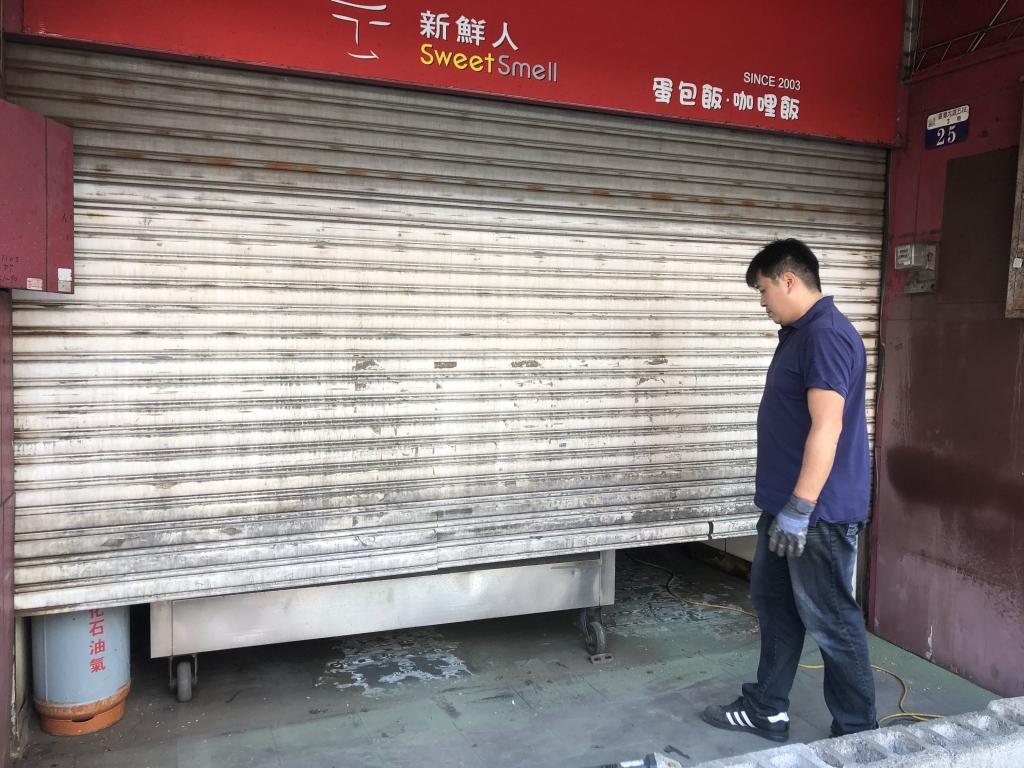 台中鐵捲門維修推薦
