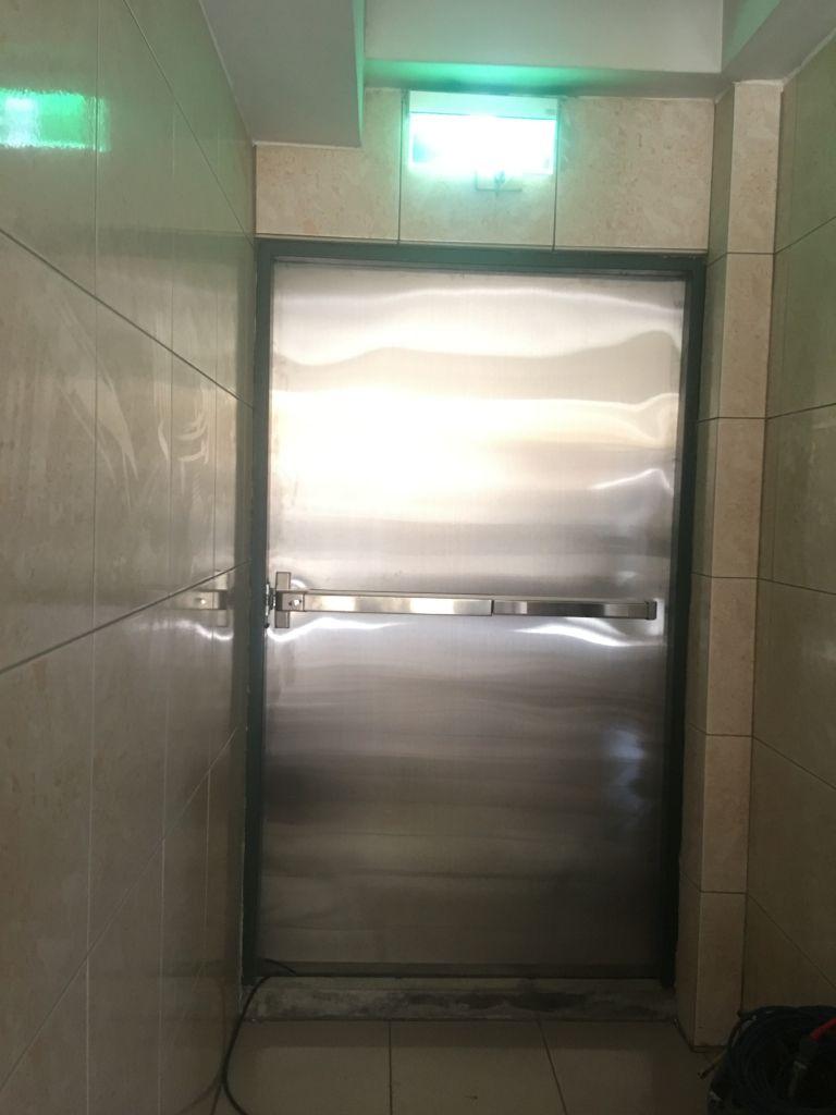 台中不銹鋼門/安全門安裝