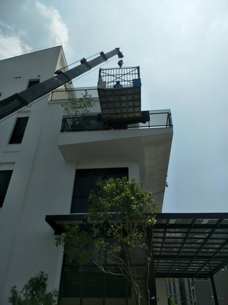 建設公司搬遷