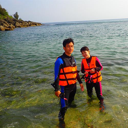 SUP立槳體驗+浮潛