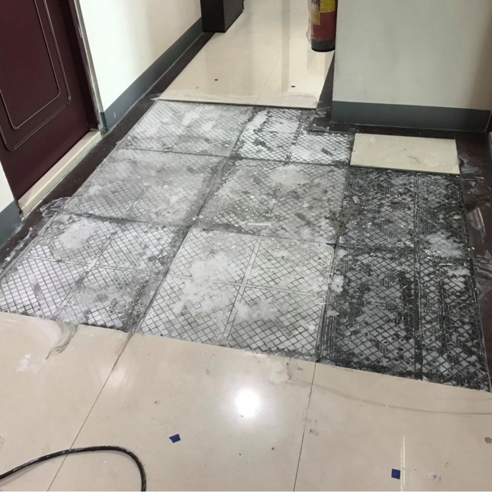 地磚修繕-台中李公館