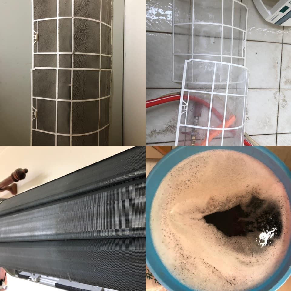 冷氣機清洗