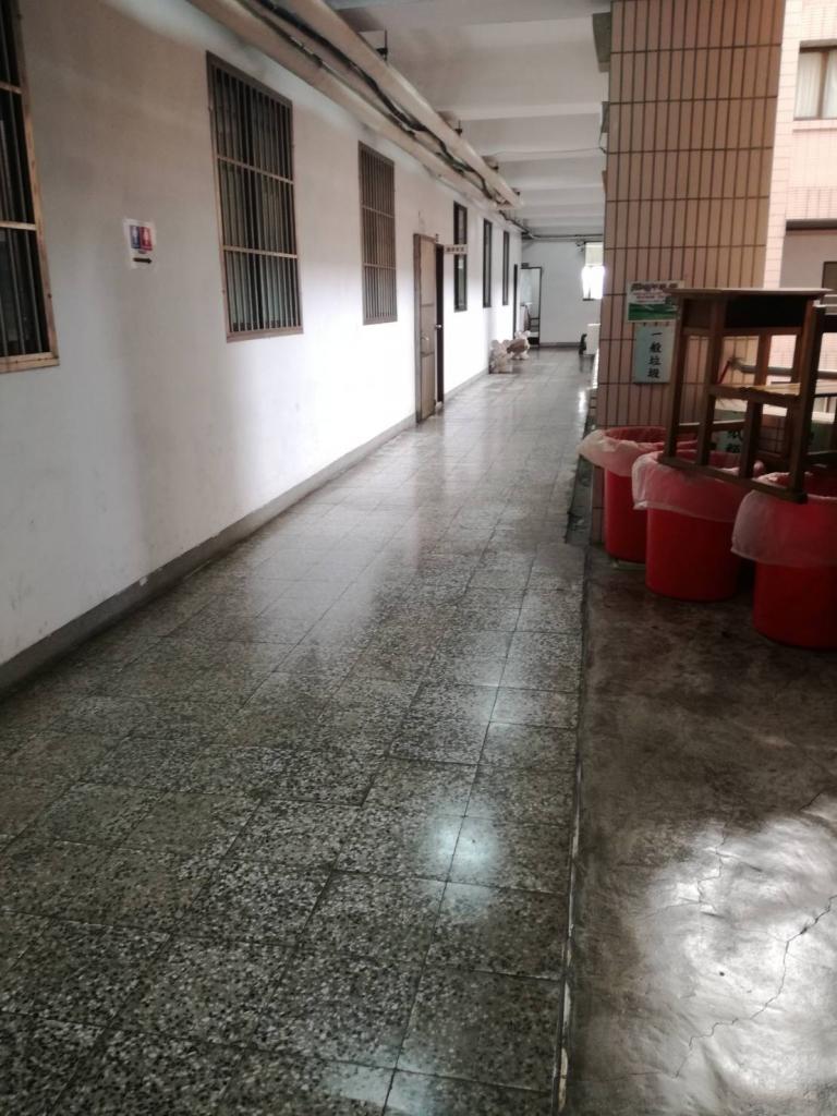 中興大學清潔