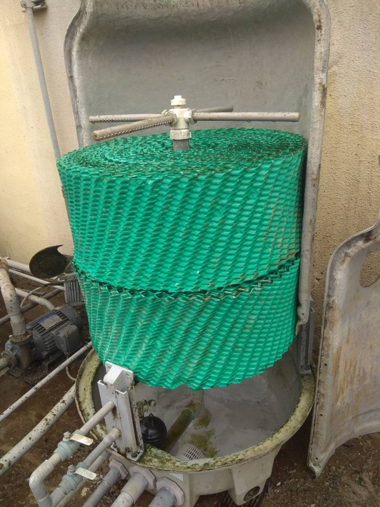 科技公司洗水塔
