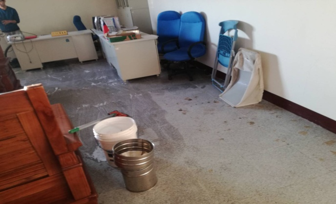 后里區公所清潔
