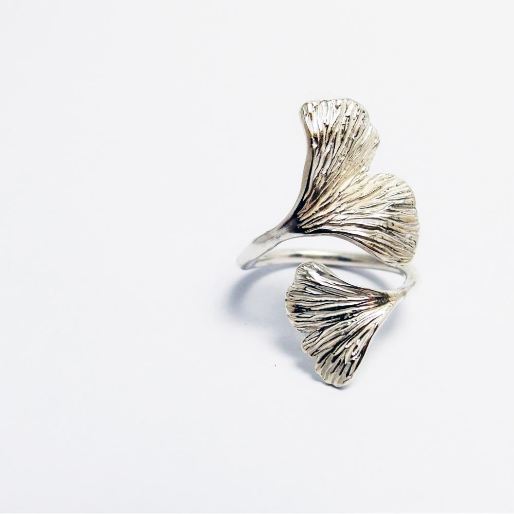 銀杏系列-戒指