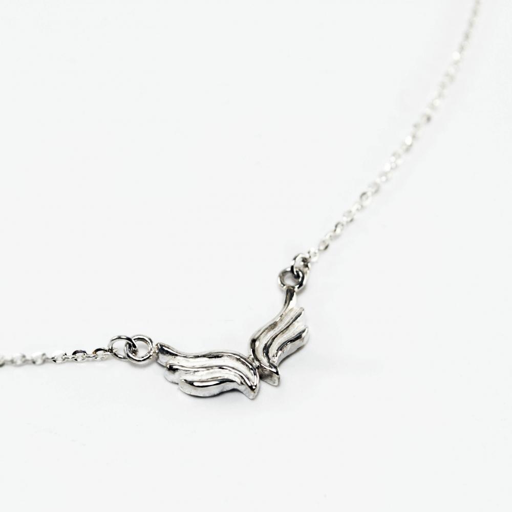 小翅膀項鍊