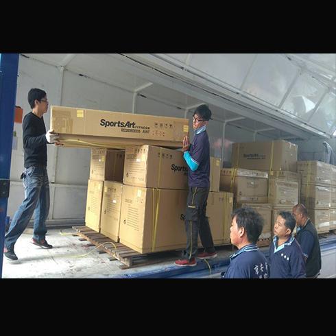 台南工廠搬遷