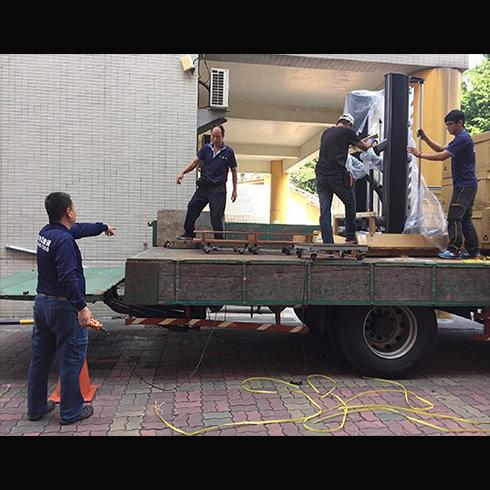 台南機械搬運