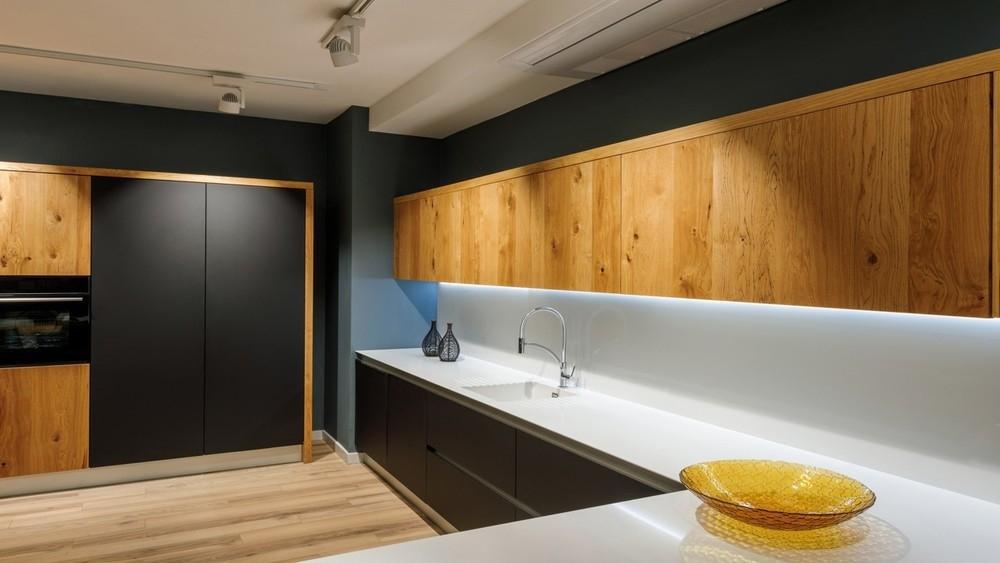 台中-北區許公館  系統廚櫃設計