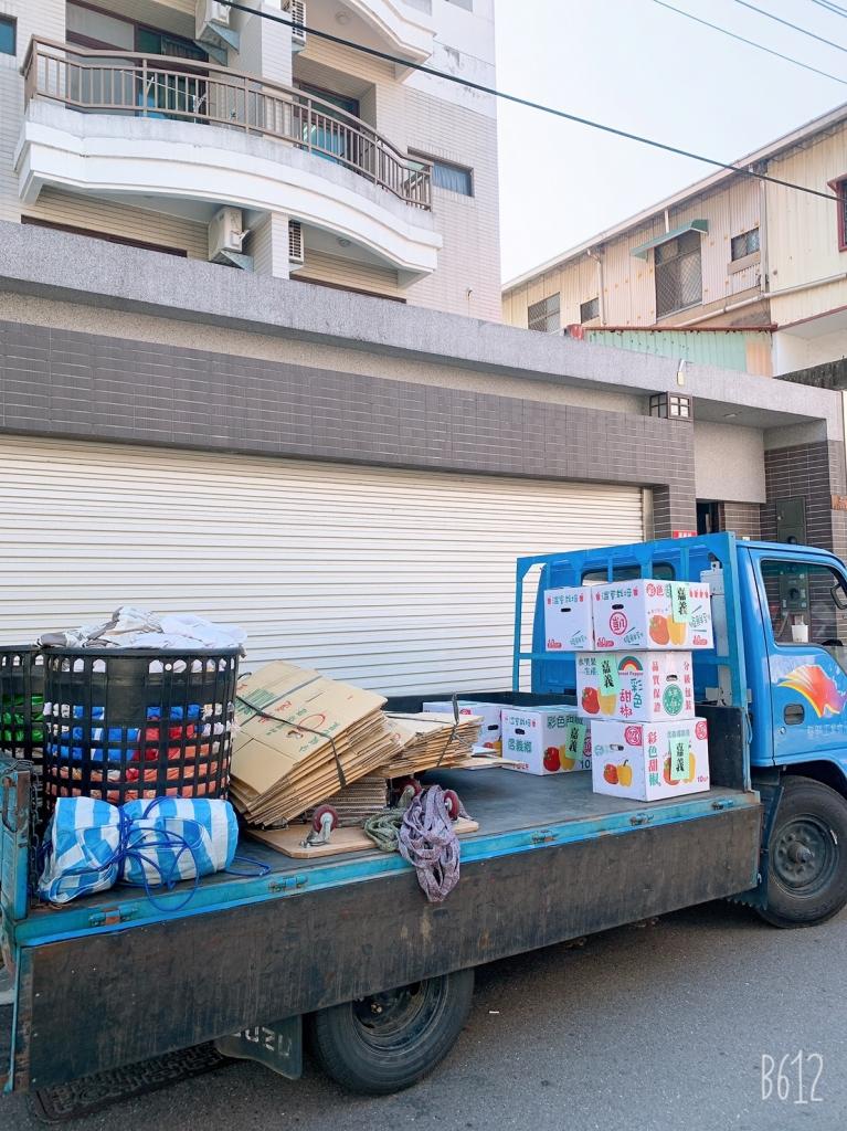 台南搬家 台南搬家公司 代客包裝 台南➡嘉義搬運