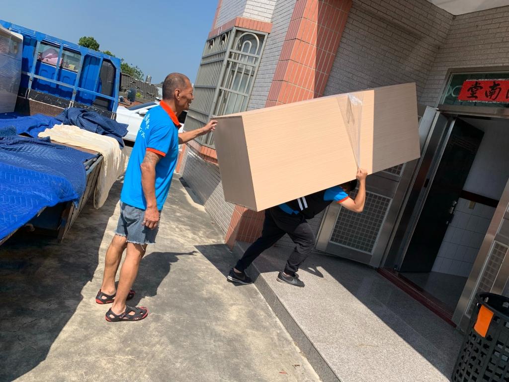 苗栗 苑裡 通霄 後龍 大安 精緻搬家 家具運送服務
