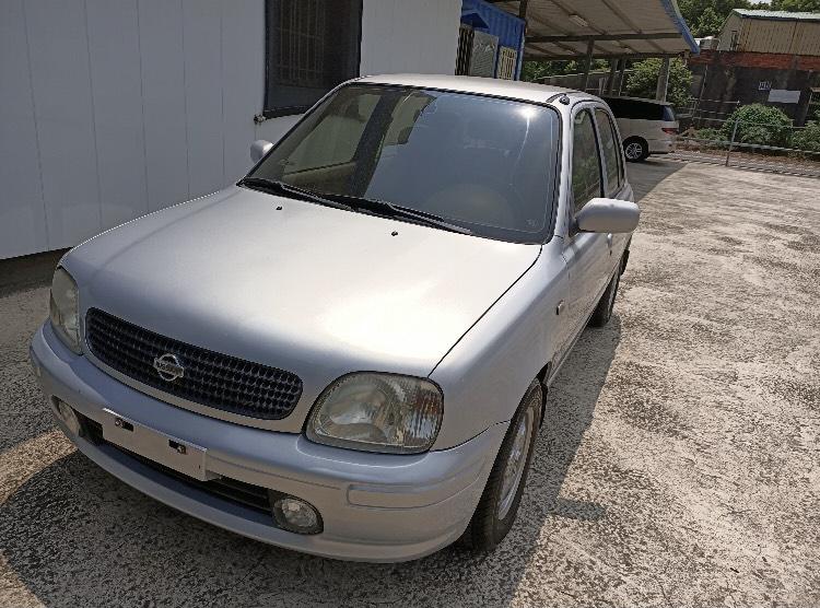 2004年-日產MARCH 1300cc