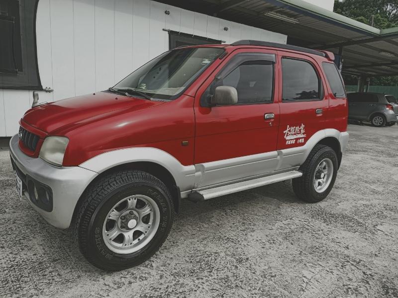 2004年-4x4