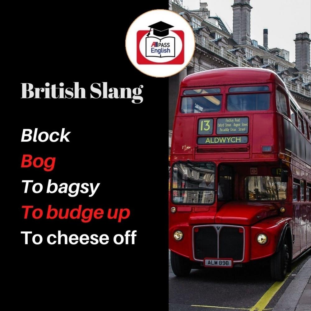 【每日一字】British English