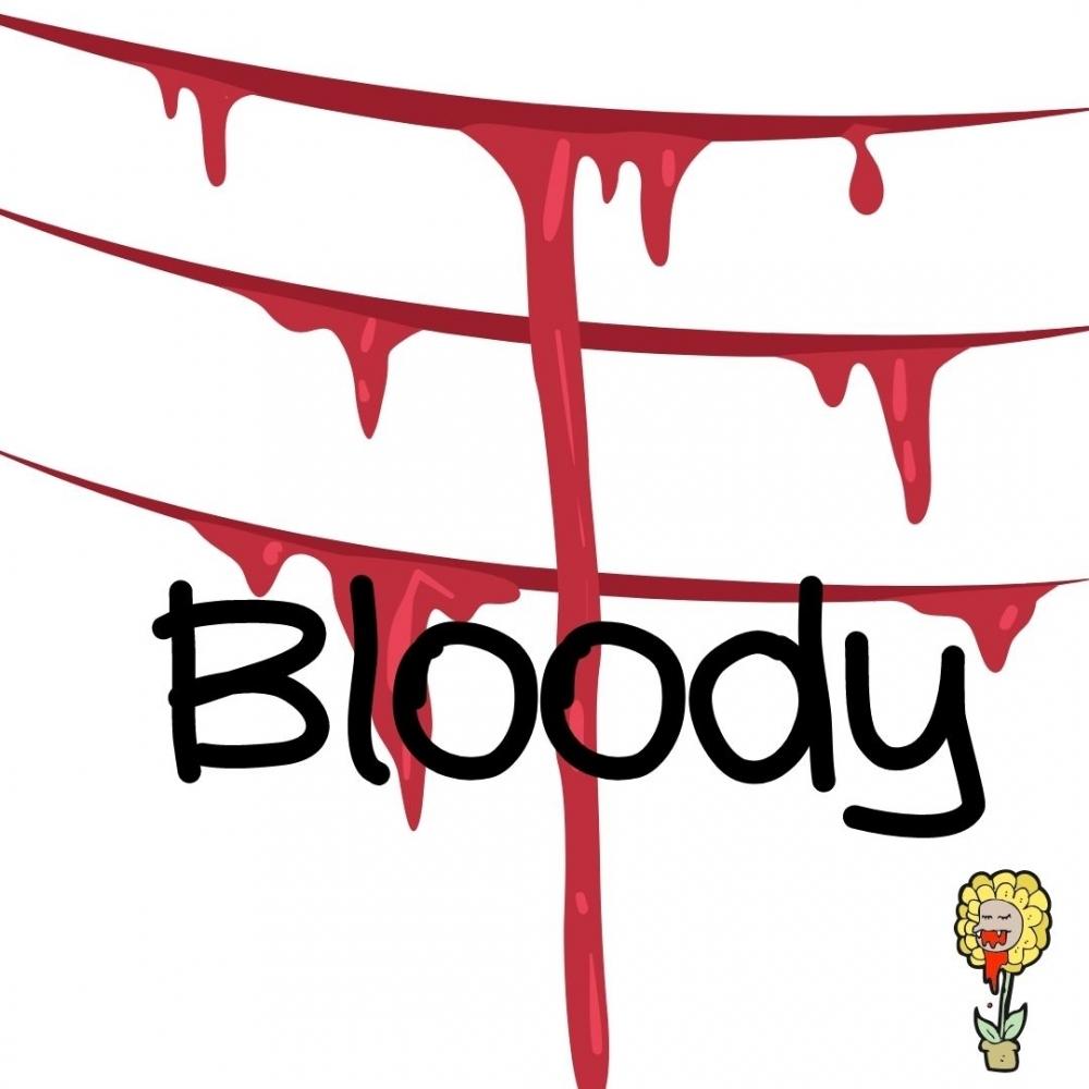 【每日一字】Bloo