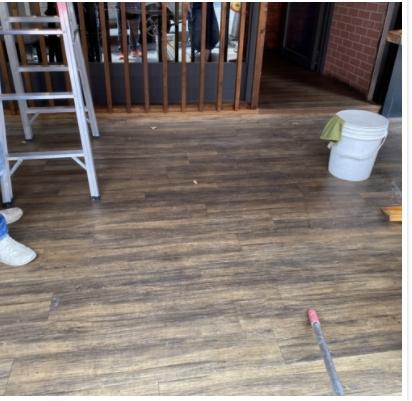 台中地板清潔打蠟