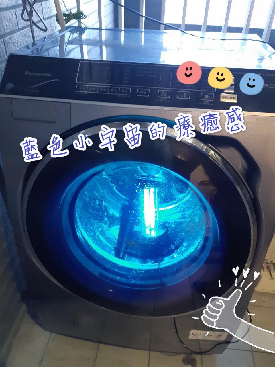 南屯蕭小姐滾筒洗衣機清洗實例