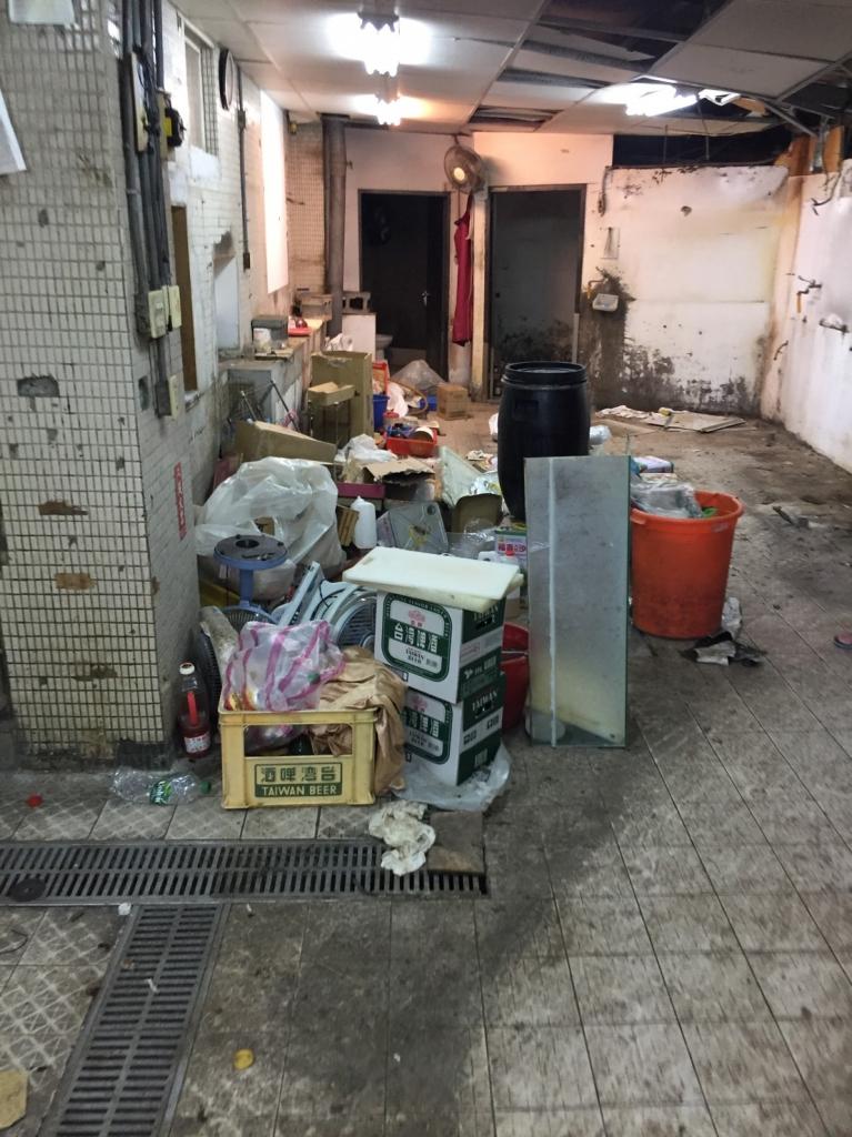 垃圾處理清運拆裝潢(大型傢俱家電清運)