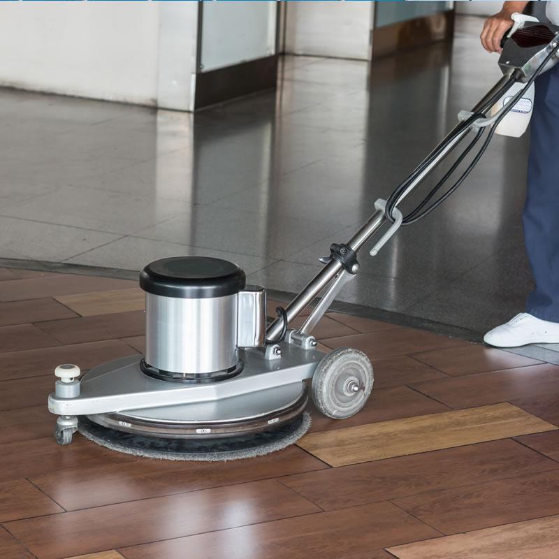 地板清洗上腊