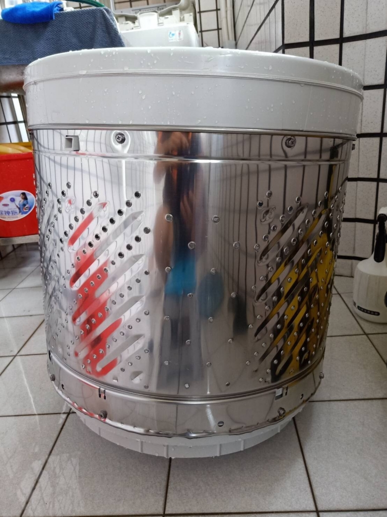 洗衣機清潔範例2