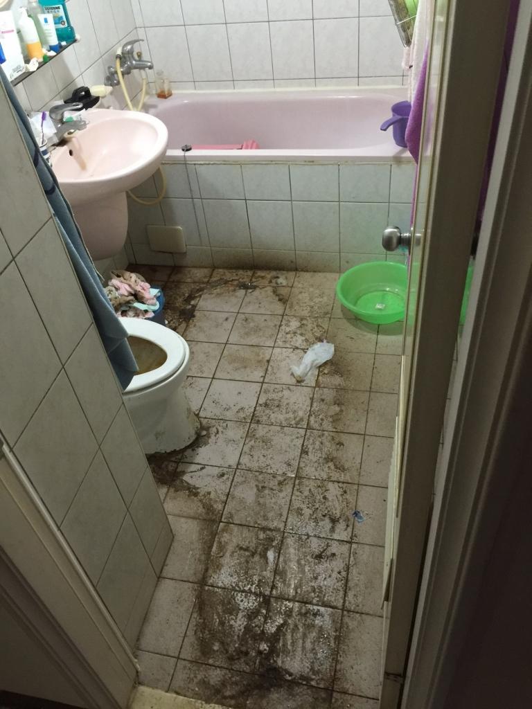 清潔範例1