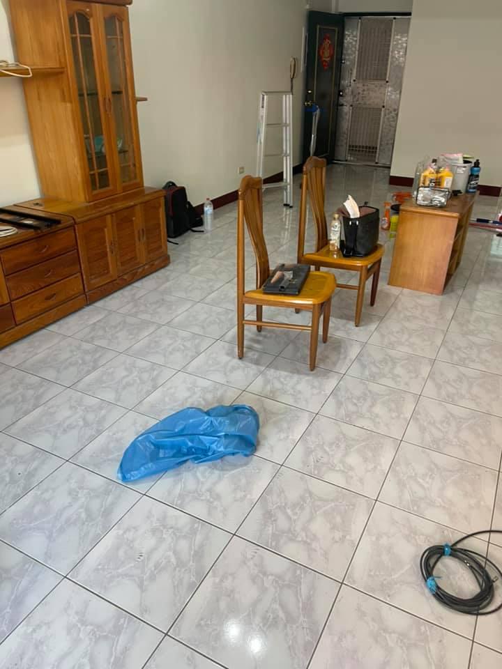 空屋清潔範例1