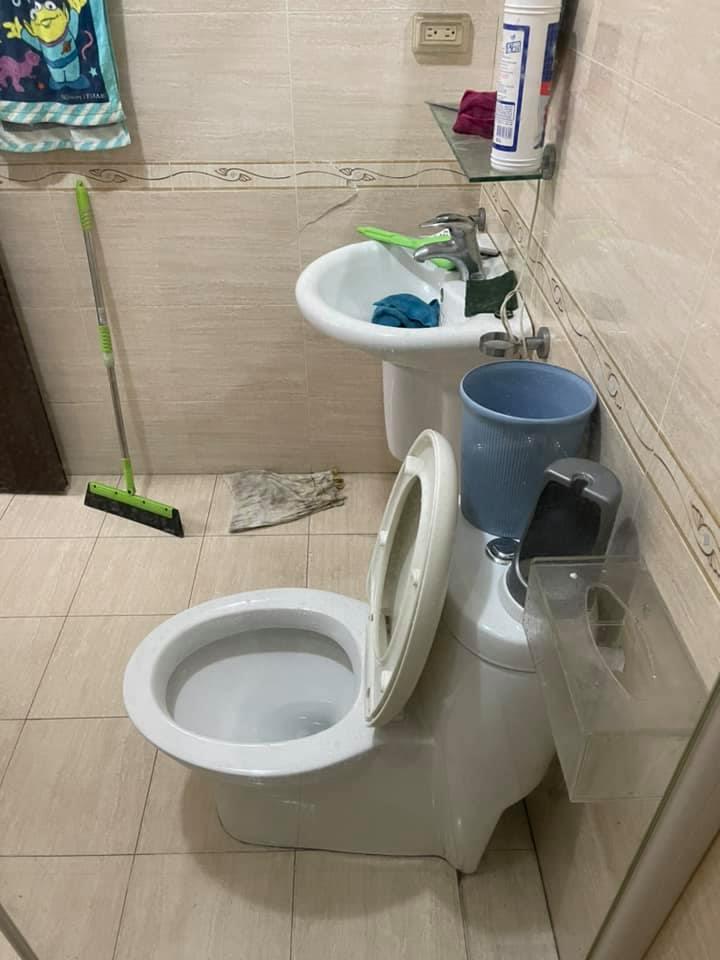 清潔範例6