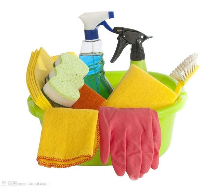 清潔劑.工具 10次