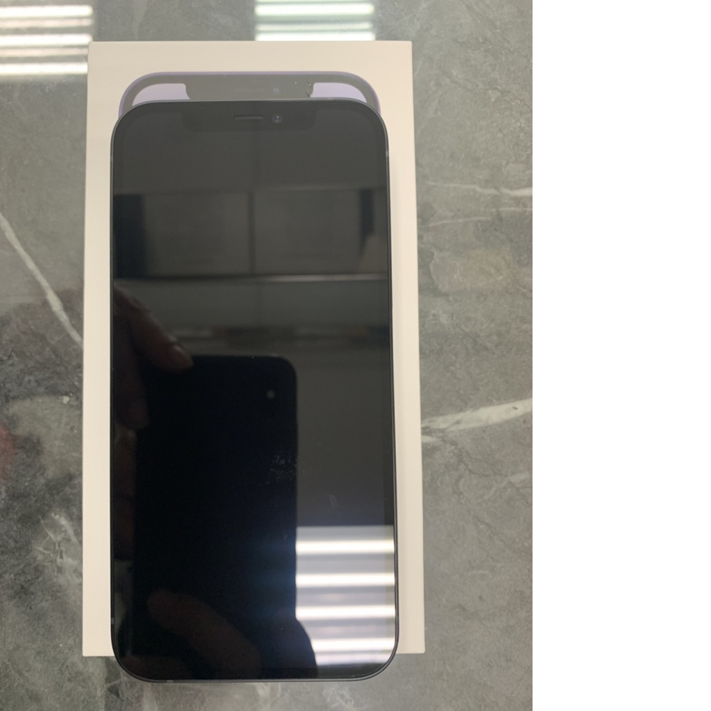 【已售出】流當出售 I Phone 12 黑色 128G 全新無使用,僅拆封驗機,好物僅此一台!