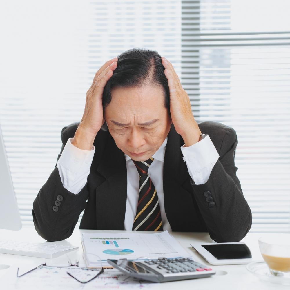 男性更年期的臨床症狀