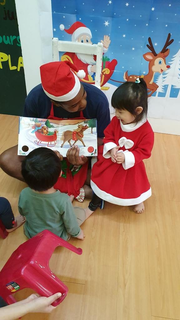 學前幼兒美語