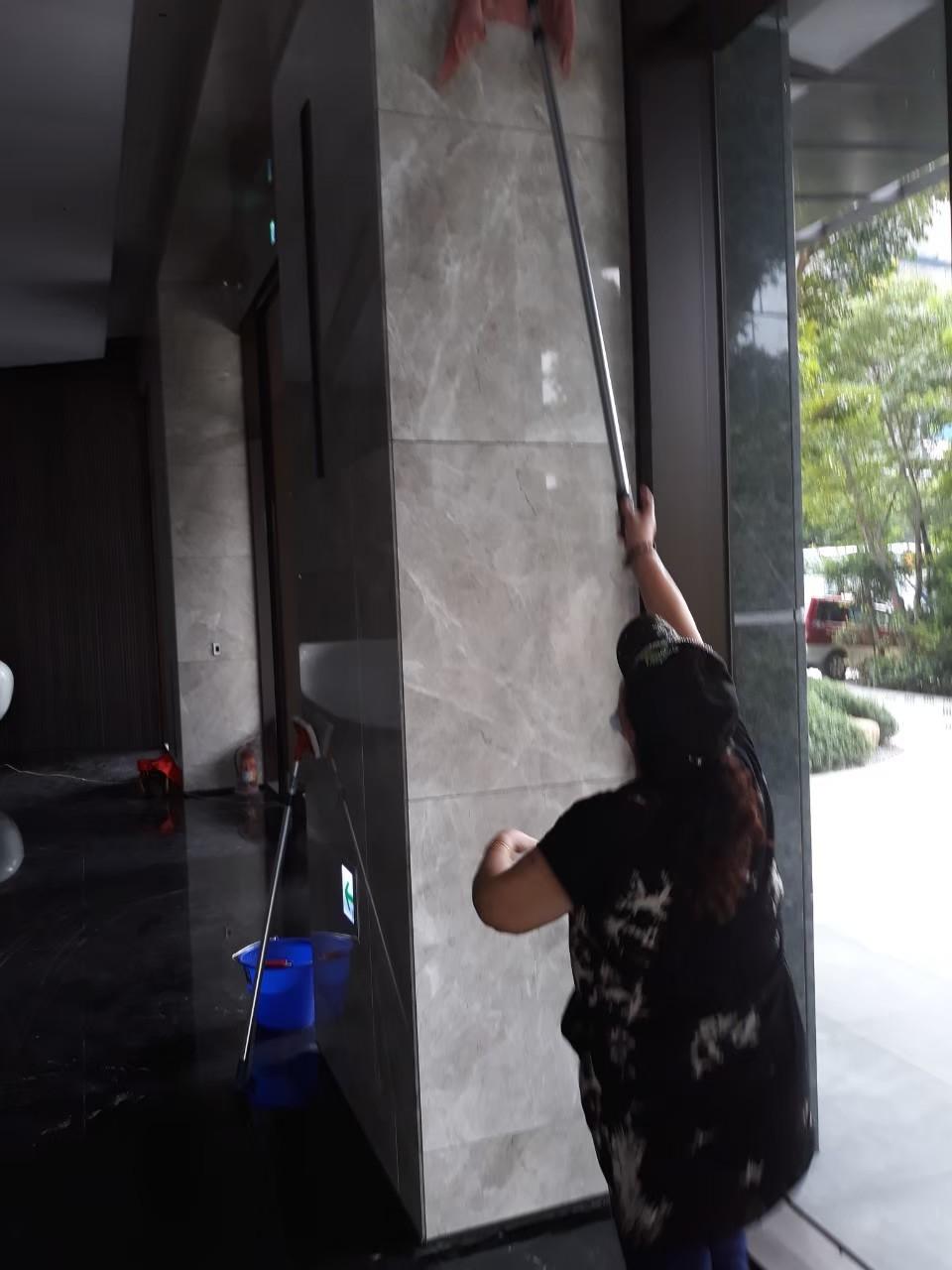 台中社區大樓清潔
