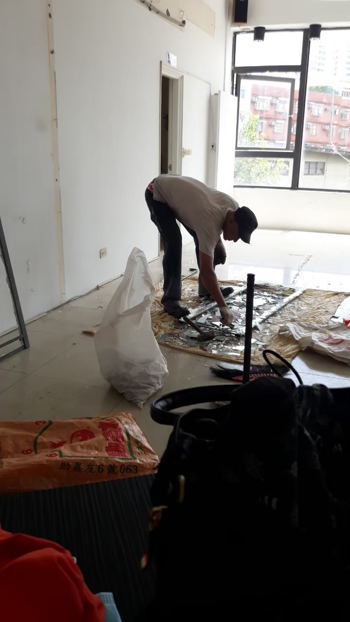 台中裝潢後清潔