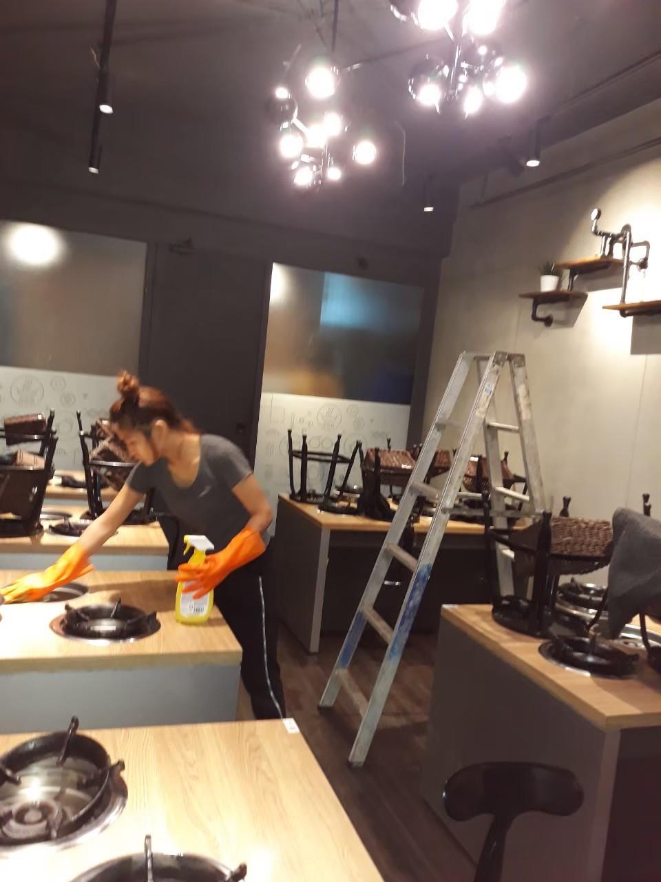 台中餐廳清潔