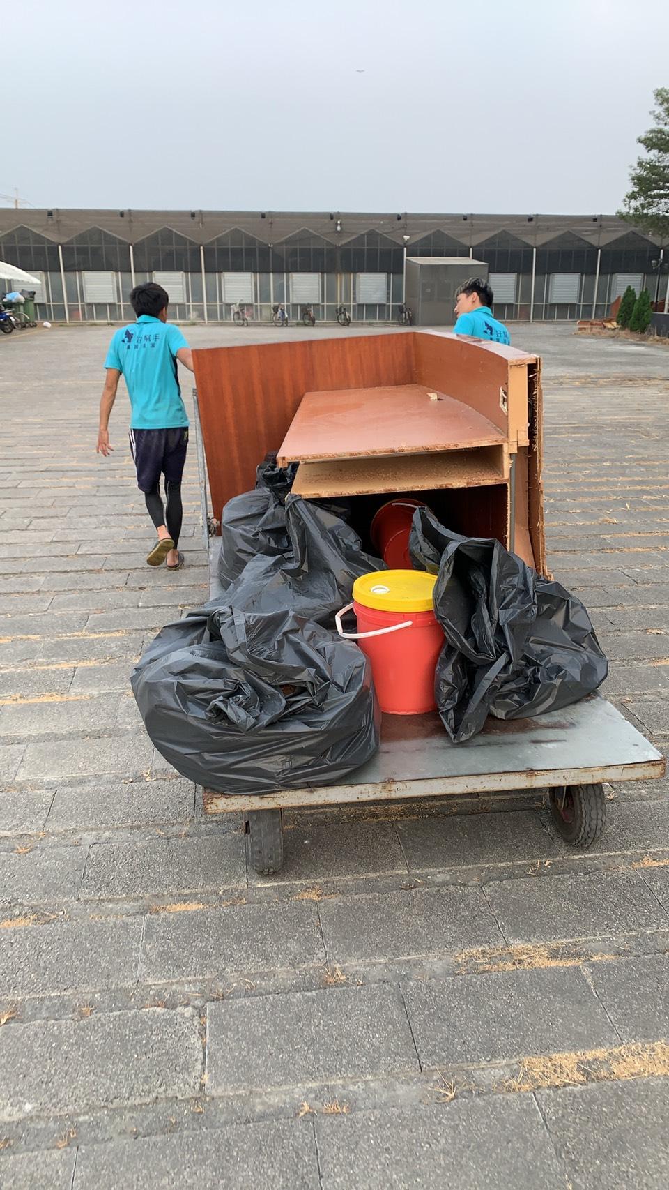 廢棄物清運