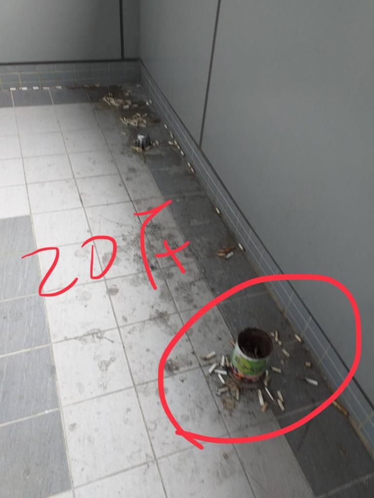 辦公大樓駐點清潔