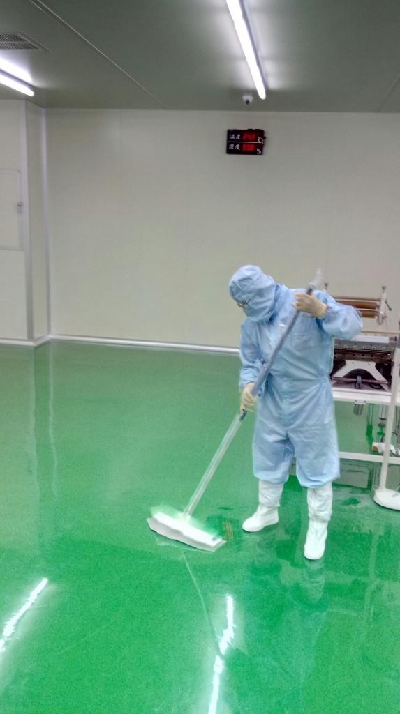 無塵室清潔