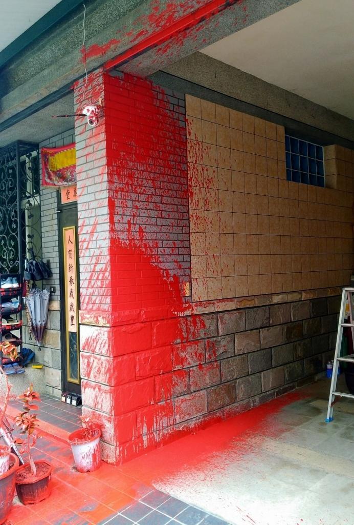 高壓清洗油漆去除