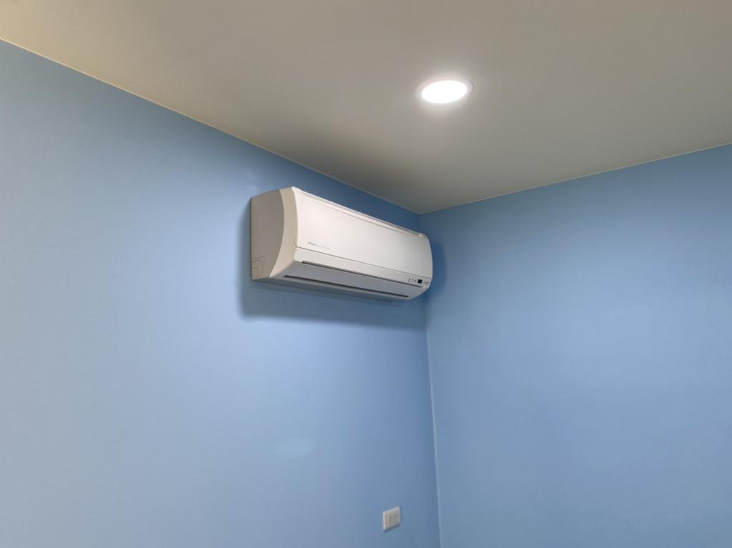 分離式冷氣安裝