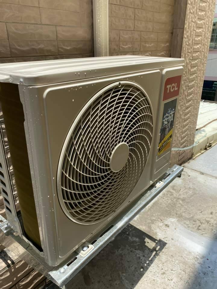 TCL變頻冷氣安裝