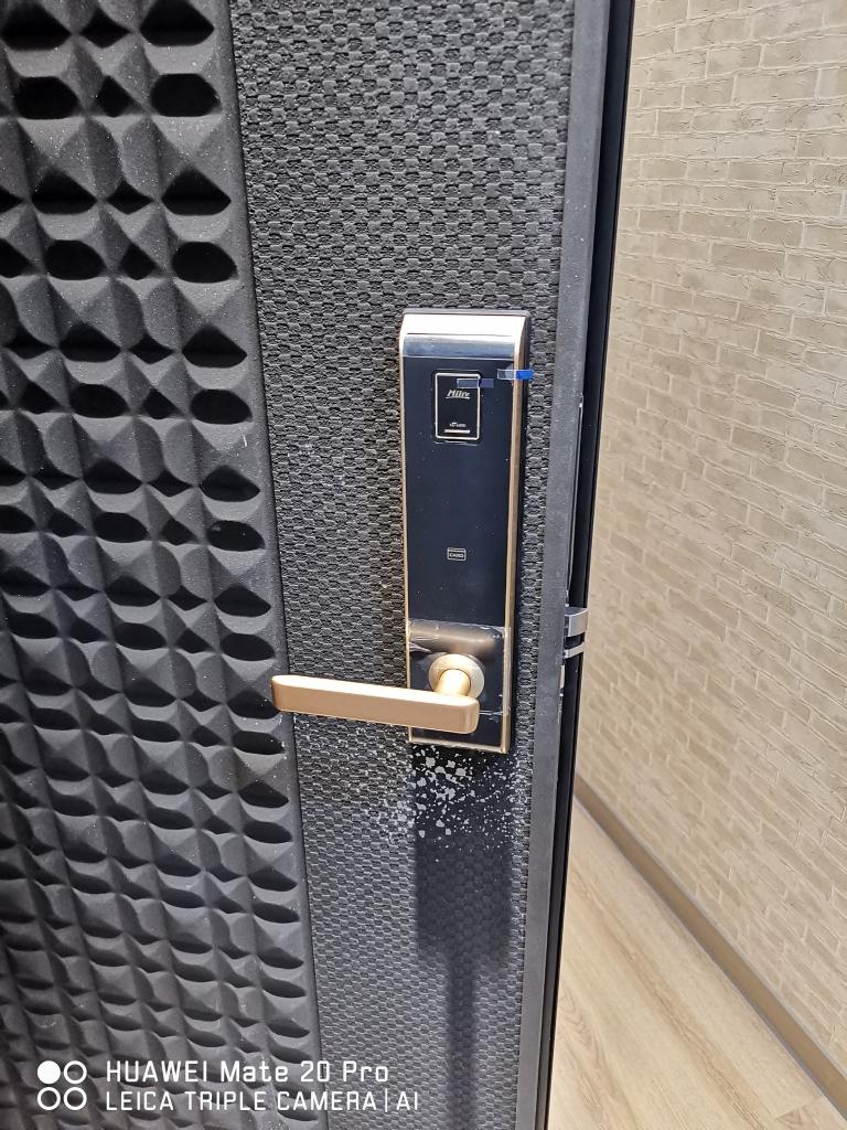 美樂 6800四合一電子鎖