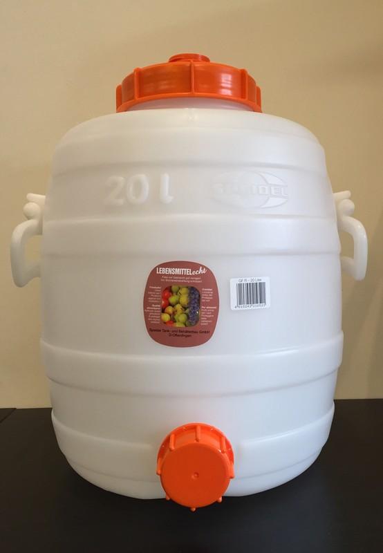 發酵桶 Fermenting vessel 20 Liter