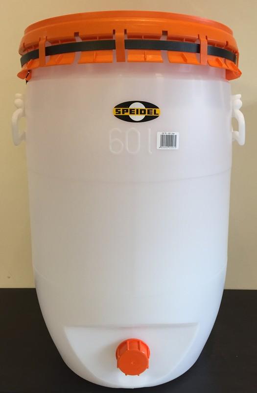 發酵桶 Fermenting vessel 60 Liter