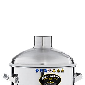 20L 智能糖化鍋圓頂蓋