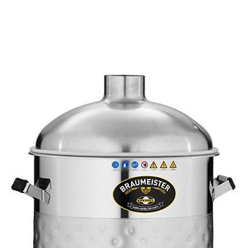 50L 智能糖化鍋圓頂蓋